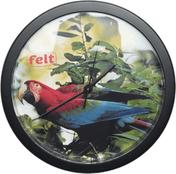 Bird Clock Multi