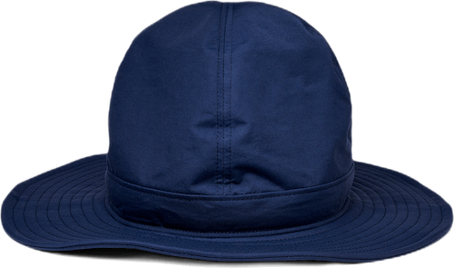 Crusher Hat - Nylon Tussore Blue