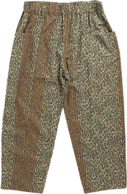 Army String Pant - Printed Fla Yellow
