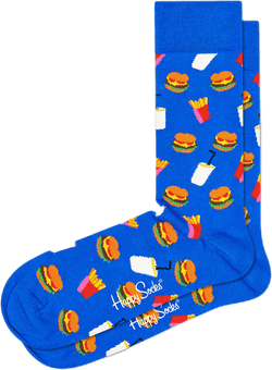 Hamburger Sock Multi