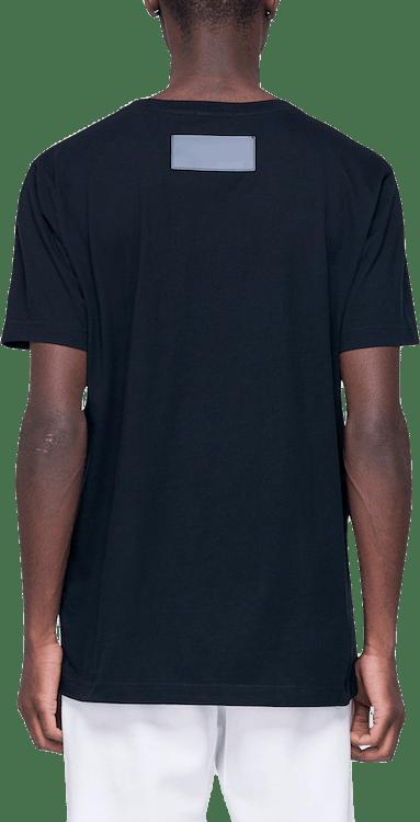 Nasa Regular T-shirt Manual Black