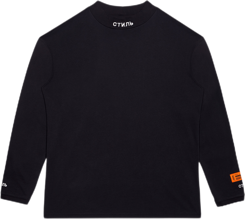 Turtleneck Ctnmb Original Black