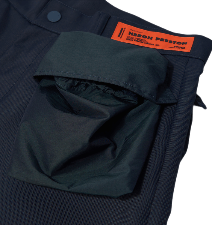 Cordura Pocket Pants Blue