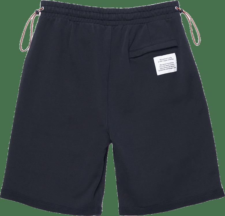 Fleece Shorts Ctnmb Spray Vert Black