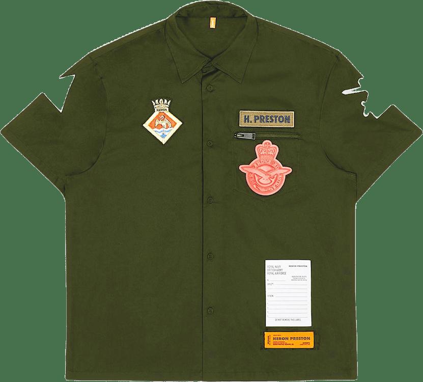 Bowling Shirt Ap Green