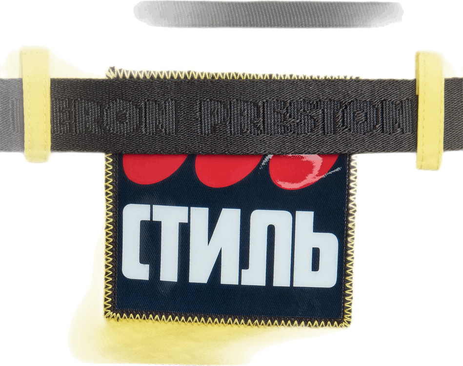 Wallet Dots Ctnmb Yellow