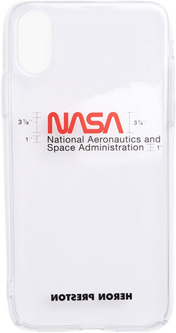 Nasa Iphone Cover Xs White