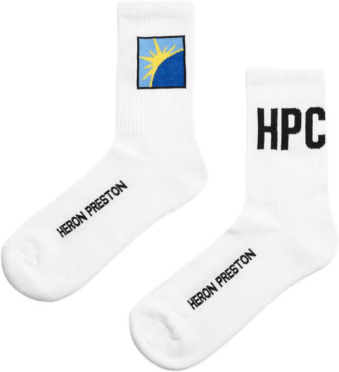 Hpc Long Socks White