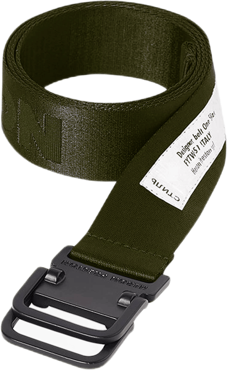 Tactical Tape Belt Green