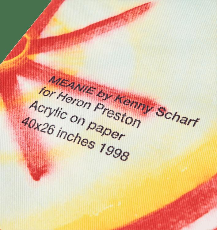 Reg 5 Pockets Kenny Scharf White