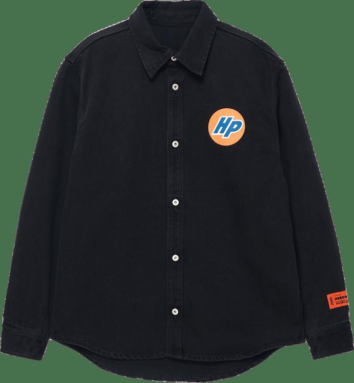 Denim Shirt Hp Vintage Black