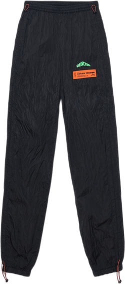 Coulisse Nylon Pants Black