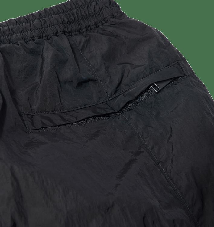 Coulisse Nylon Pants Black