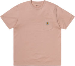 S/s Pocket T-shirt Pink