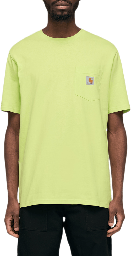 S/s Pocket T-shirt Green