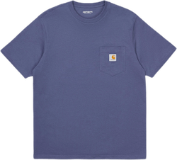 Pocket Tee Purple
