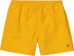 Chase Swim Trunk Yellow