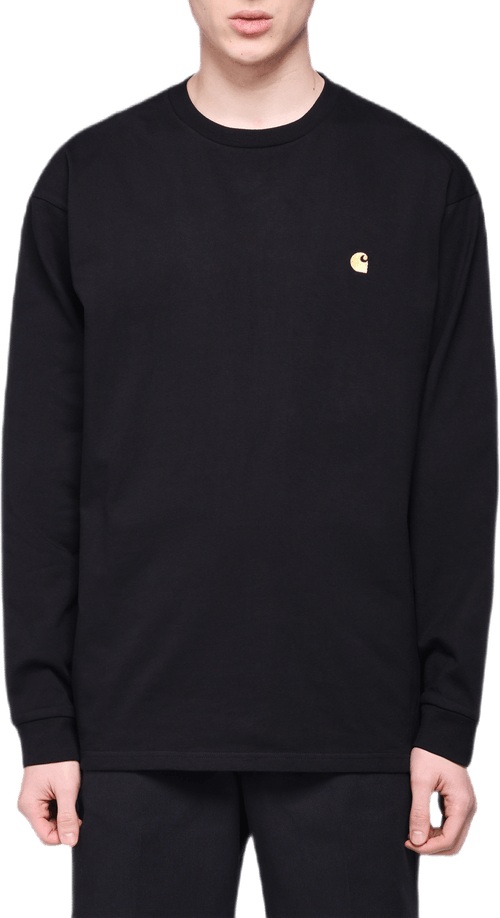 Chase Long Sleeve Tee Black