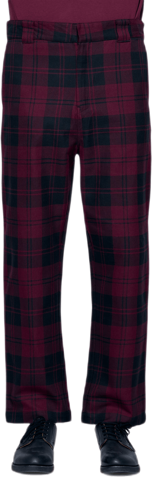 Pulford Pant Red