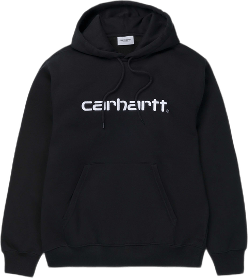 Carhartt Hooded Sweatshirt Black
