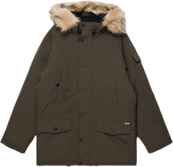 Anchorage Parka Green