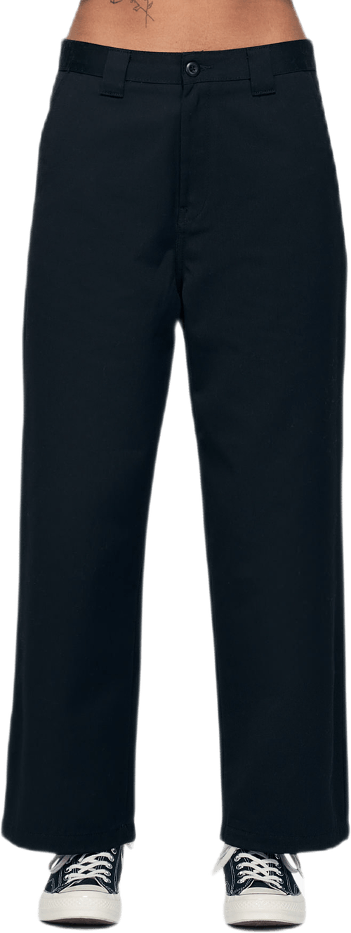 W´ Great Master Pant Black