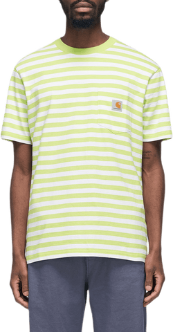 S/s Scotty Pocket T-shirt Green
