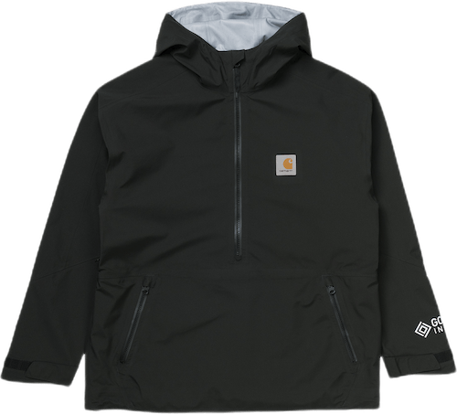 Gore Tex Point Pullover Black