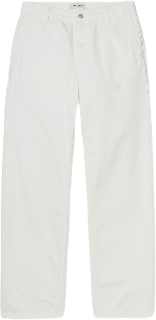 W Pierce Pant Straight White