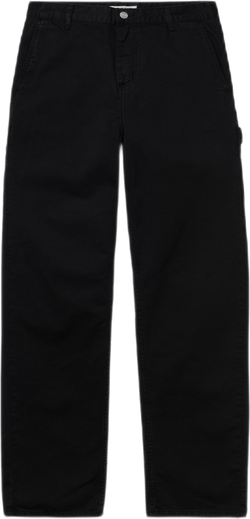W Pierce Pant Straight Black