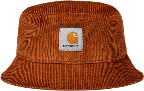 Wip Cord Bucket Hat Brown