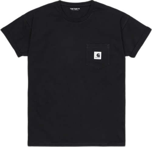 Wip Women´s Carrie Pocket T-sh Black