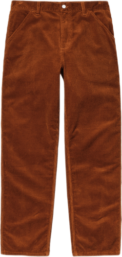 Single Knee Pant Brown