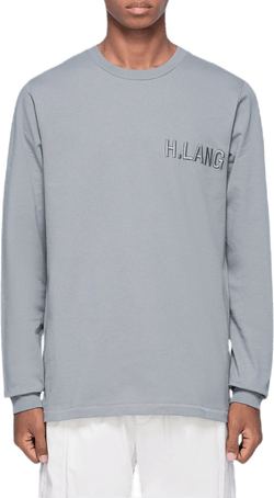 Standard Long Sleeve Tee Gray