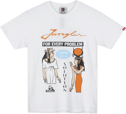 For Every Problem Tee Khaki