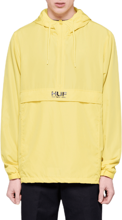 Liberty Anorak Yellow