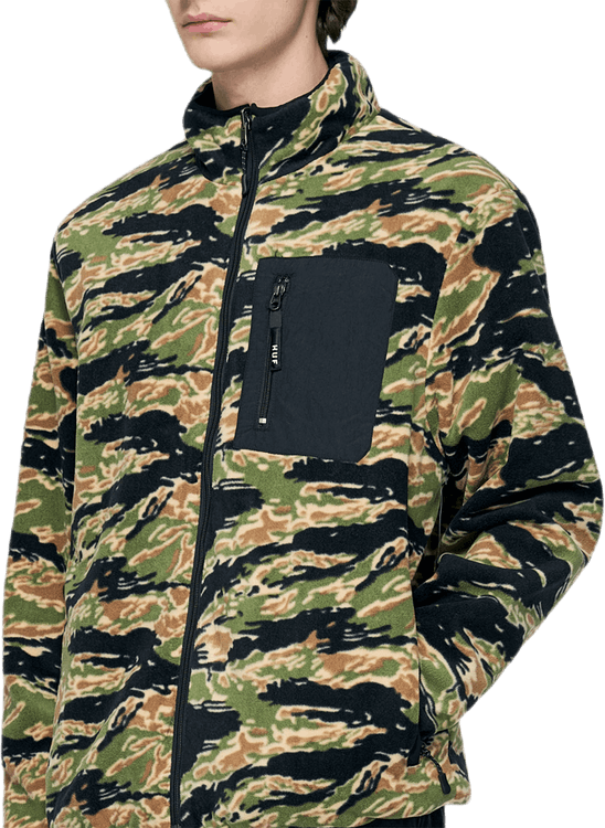 Milton Rev Polar Fleece Jacket Multi