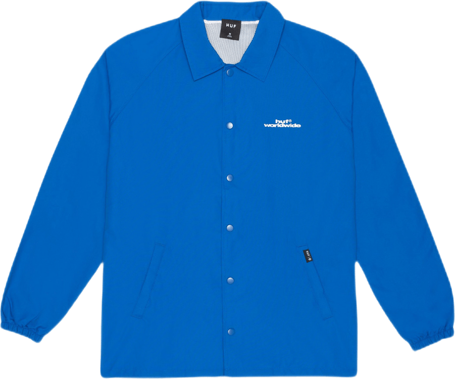 Untitled Coaches Jacket Blue