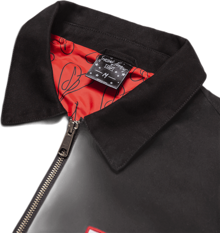 Zero Twill Mechanic Jacket Black