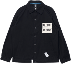 Kalarus Jacket No Frgmt Patche Black