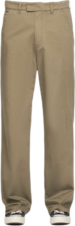 High Top Chino Green