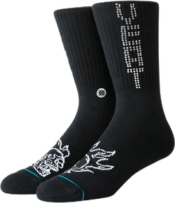 Anthem Uzi Diamond Socks Black