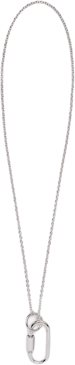 Max Carabiner Necklace