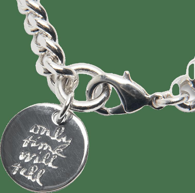 X Carhartt Kim Bracelet Silver