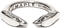 Eagle Head Ring Silver