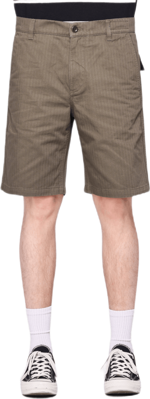 Josef Fatigue Shorts Green