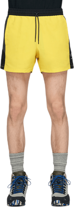 Extreme Shorts Yellow