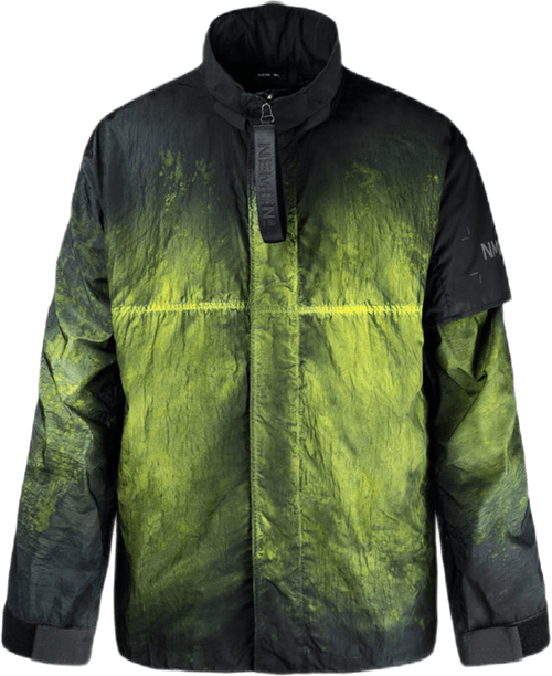 Guard Jacket Green
