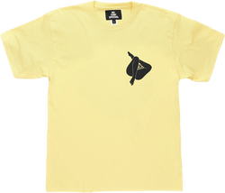 Invisible Tee Yellow