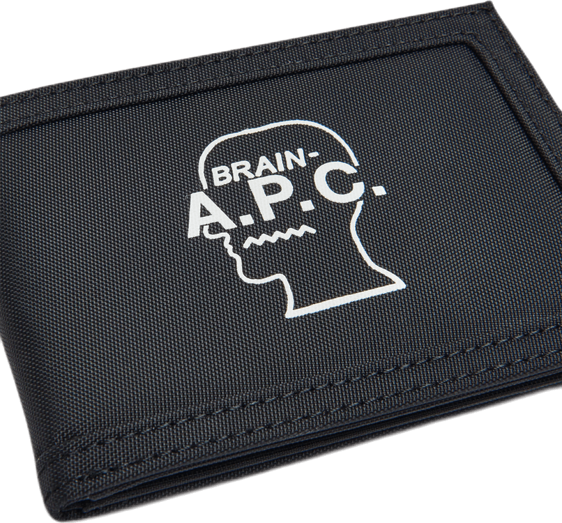 X Braindead Card Holder Black